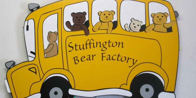 Stuffington Bear Company