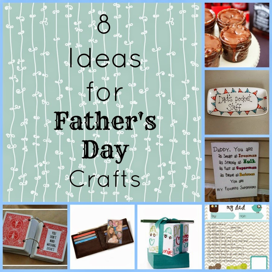 8 Ideas For Father S Day Crafts No Guilt Mom