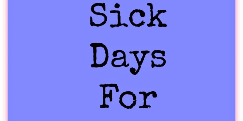 No Sick Days For Mommy