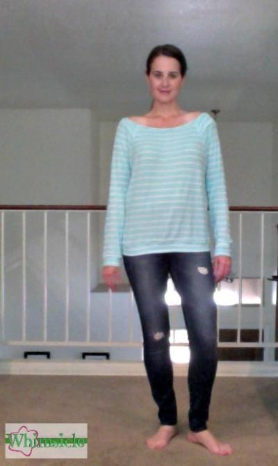 Kensie-jeans-tart-shirt