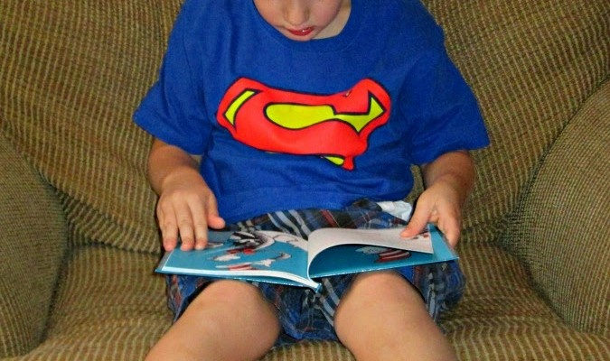 Week 3: How to Teach Your Child to Read