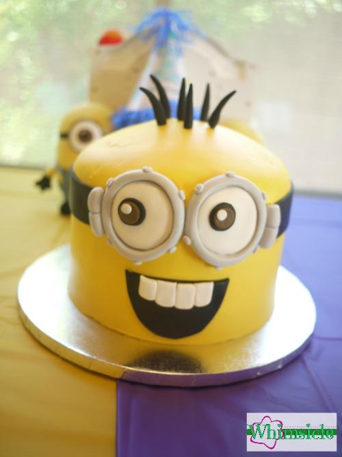 minion-cake