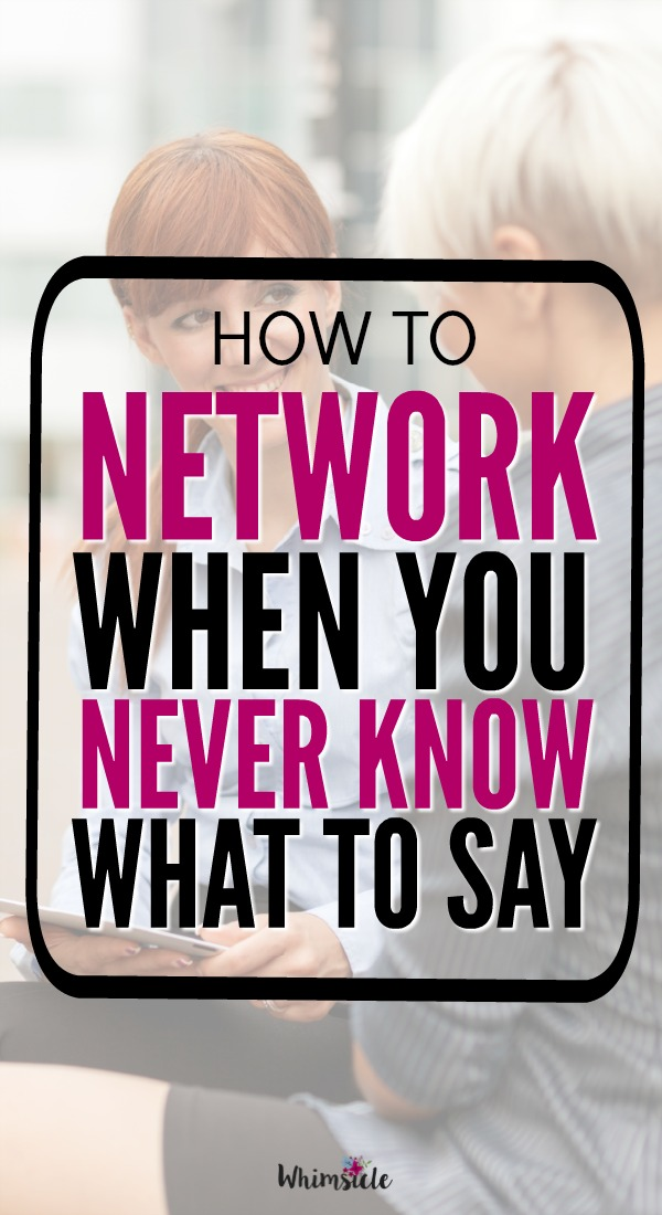 Hate small talk? Here's the ultimate conversation guide that you can use to make the most and be bold in any setting. Perfect networking for introverts advice.