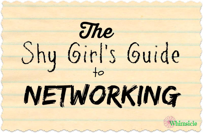 shy girls guide to dating We're all a bit bashful about something and for some smitten readers, that something is the hooking up that goes on between the sheets if you've ever felt.