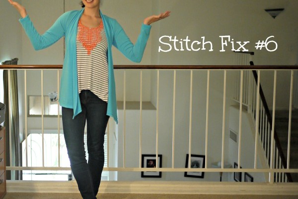 Stitch Fix #6 & Link-up