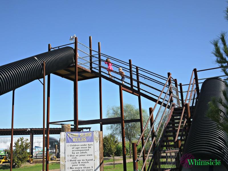 Climbing-slide