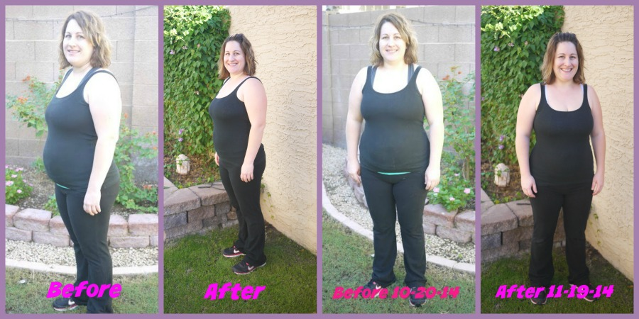 30 Day Weight Loss Challenge - Results - Whimsicle
