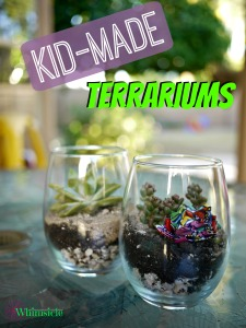 kid-made-terrariums