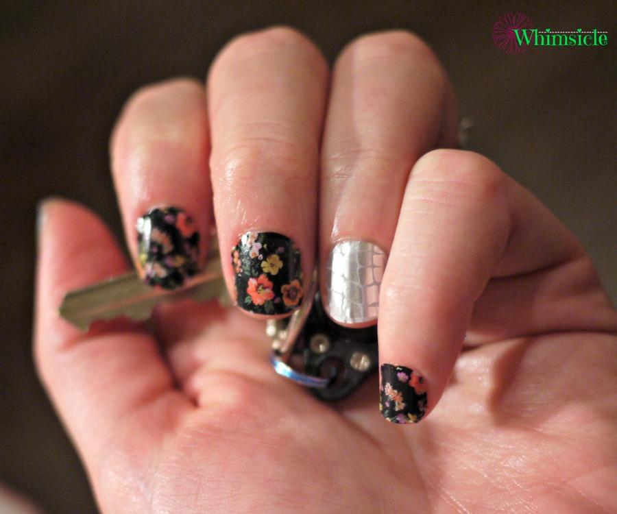Jamberry-manicure
