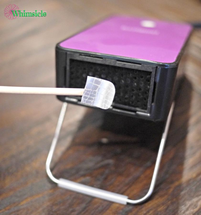Jamberry-heater