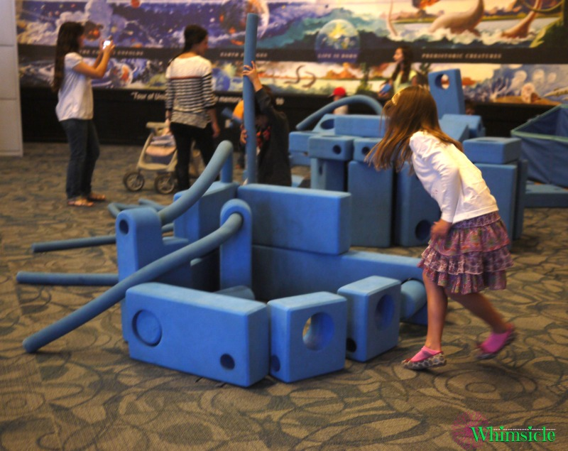 Kids-area-Challenger-Space-Center