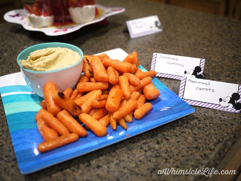 maximus-carrots-hummus-disneyside