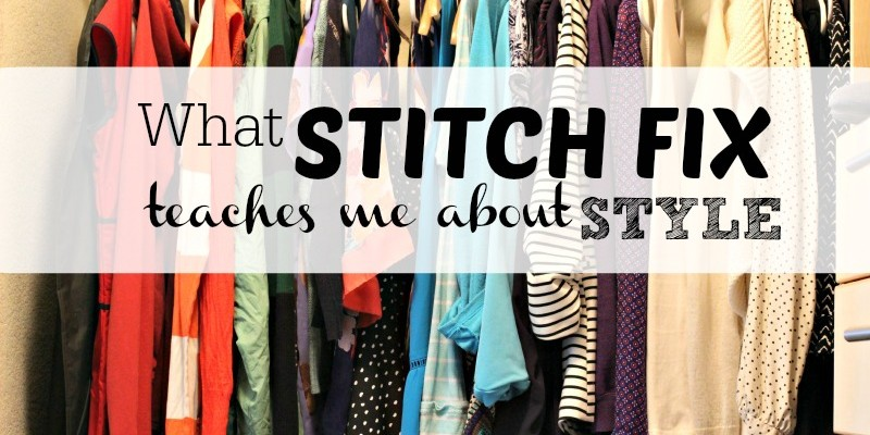 What Stitch Fix Teaches me about Style
