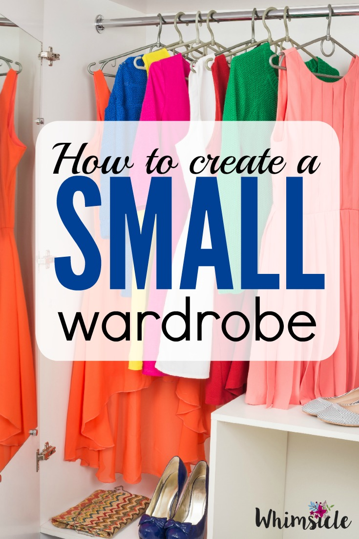Have you always wanted to have a small wardrobe but have no idea how? This post will show you how to create a minimalist wardrobe, tips to get rid of clothes and how to find your style. Never stress over what to wear again!