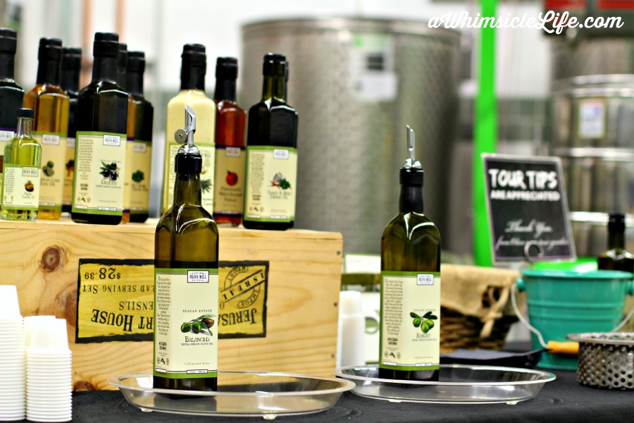 Olive-oil-tasting