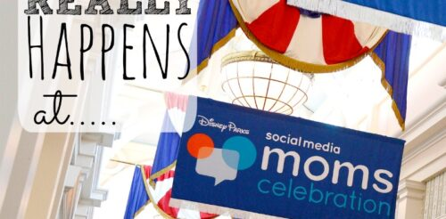 An inside look about what really happens at the Disney Parks Social Media Moms Conference held at Walt Disney World. Includes information to help your own business and blog. Speakers this year included Eva Smith from Pinterest who gave a ton of useful and amazing tips!