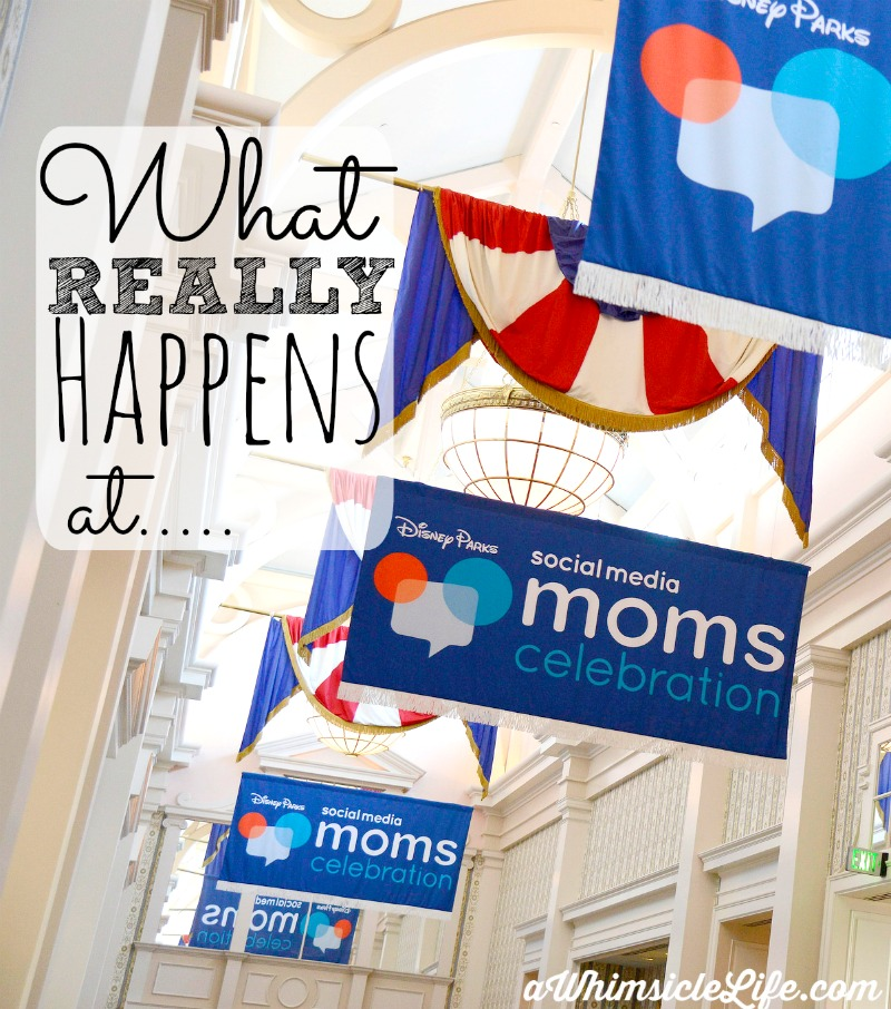 Disney Social Media Moms Celebration | Disney Blogger