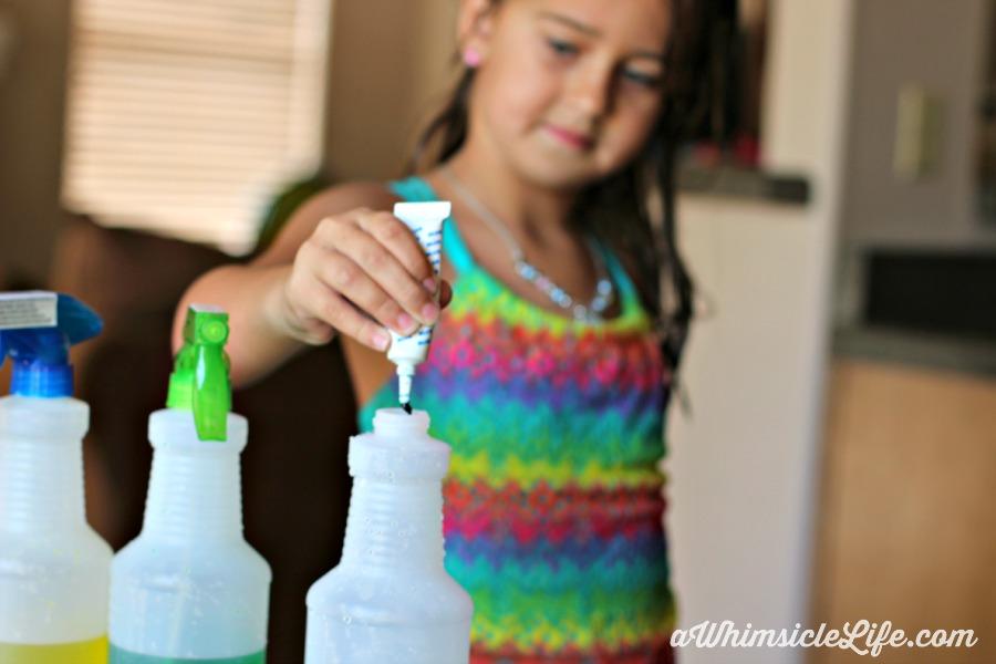 girl-dye-bottles