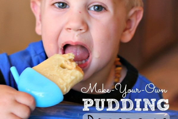 A dessert and kids activity in one! These pudding popsicles are easy, delicious and use only materials from the Dollar Store. This post also has ideas for flavor combinations.