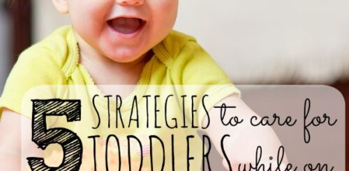 I never thought I could survive bed rest while caring for two-year-old. This post has 5 amazing ways to cope and help your child thrive while you are stuck lying down.