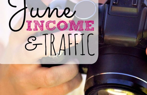 A beginning blogger's candid report about income and how to grow traffic. This month is all about Pinterest and how I increased my referrals from 12 a day to 170!