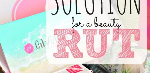 If you are stuck in a rut and looking for something new, this is the coolest box!! i found a favorite new app, amazing lip gloss and more! Plus, find a code for $10 off a FabFitFun box!