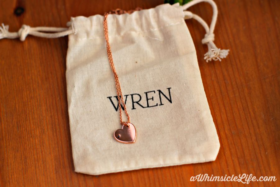 Wren-necklace