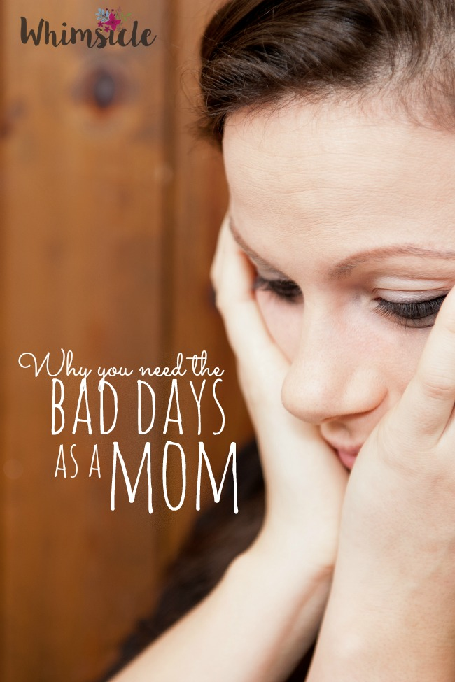 GREAT encouragement for those days I want to pull my hair out and run from the house screaming. This mom takes a stressful day and makes it a thing to be thankful for. Here's how you can, too.