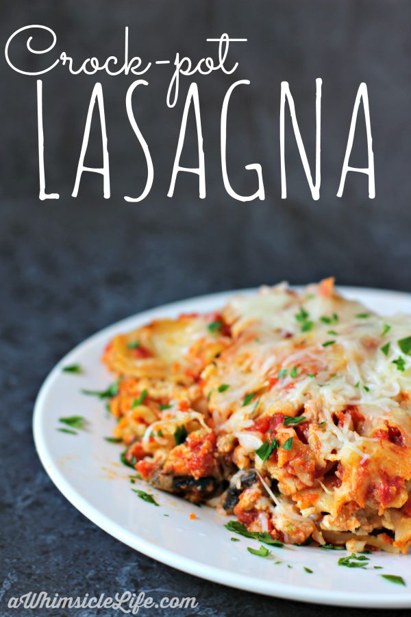 crock-pot-lasagna