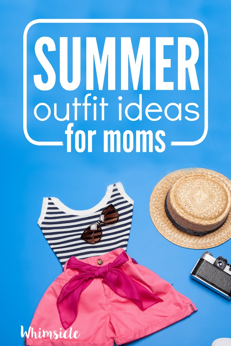 Need some cute summer outfit ideas that are also kid appropriate? These outfits will have you feeling great and looking fabulous as a mom!