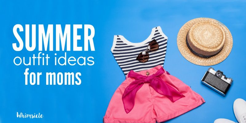 0bd15a2f17c Need some cute summer outfit ideas that are also kid appropriate  These  outfits will have