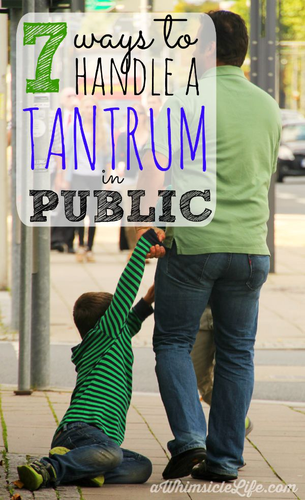 ways-handle-tantrum