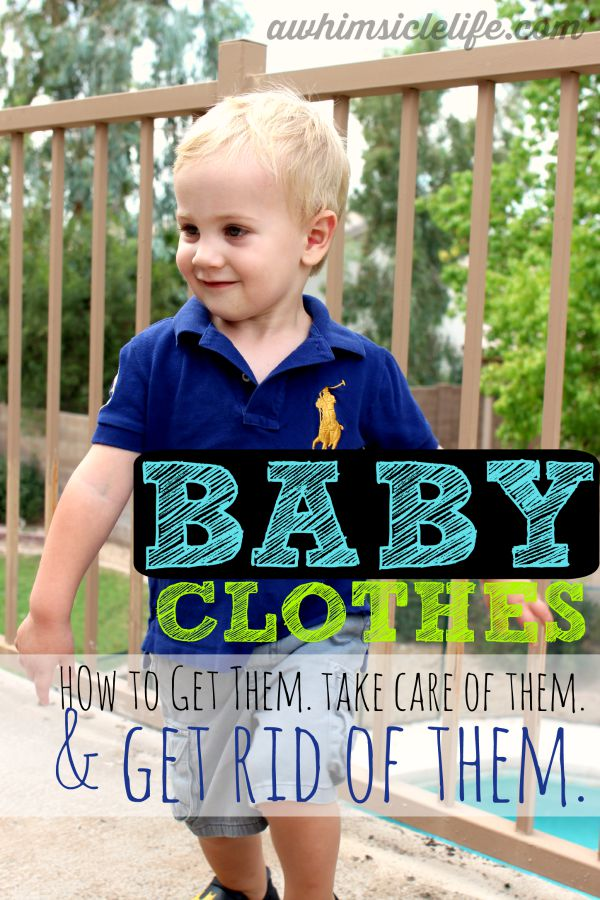 a9550ca6df5 What to do with Kid s Clothes