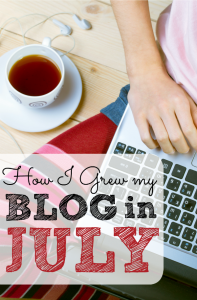 How in the world do you grow your blog as a new blogger? Learn what NOT to do on Pinterest and how one blogger got her pictures accepted on Food Gawker.