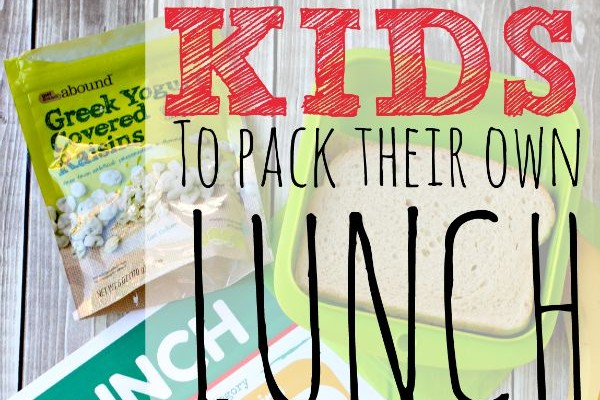 How to Teach Kids to Pack Lunch