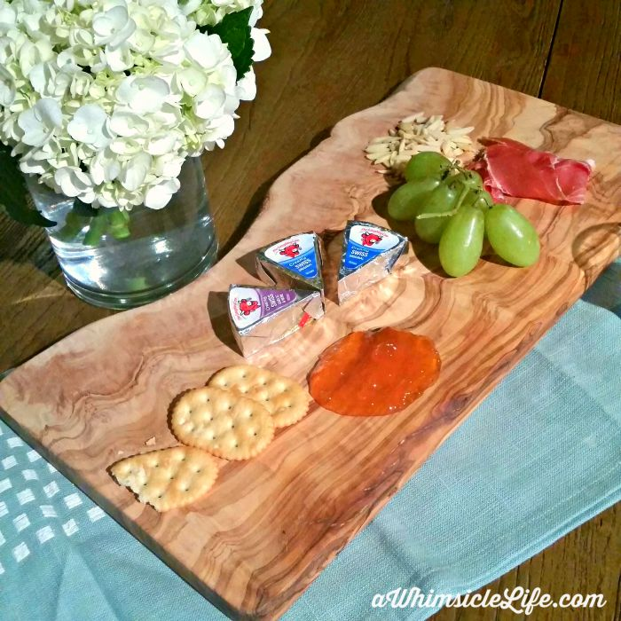 Laughing-Cow-Cheese-Board