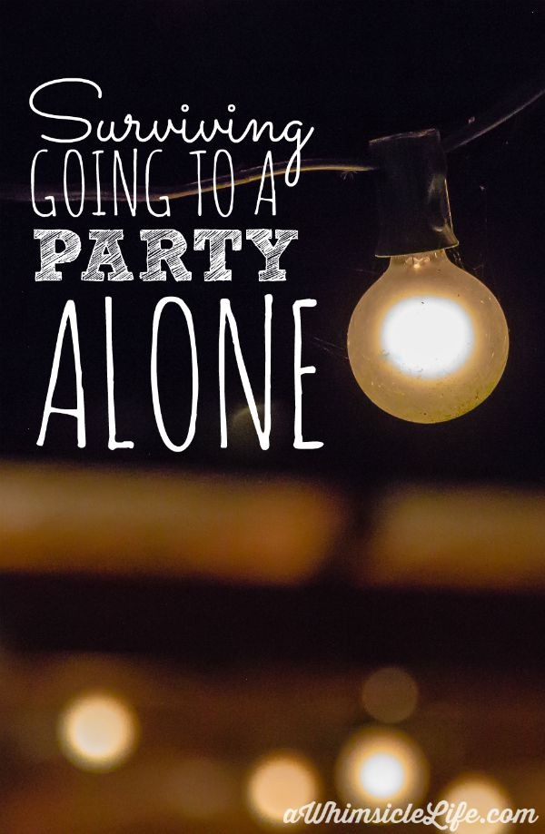 Surviving-Going-Party-Alone