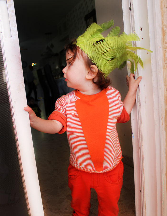 Toddler-Carrot