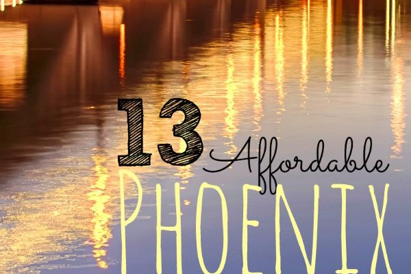 13 Affordable Phoenix Fall Family Activities