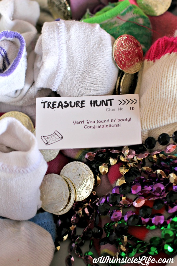 treasure-socks