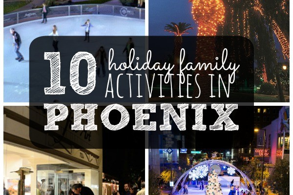10 Holiday Events in the Phoenix Area