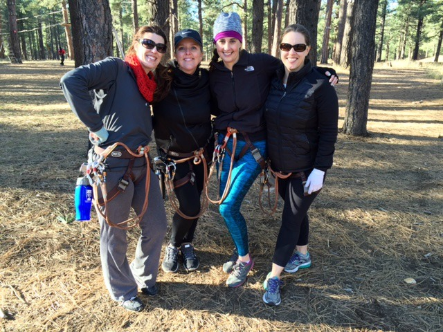 Want a confidence boost? Try an adventure course! Zipline through the trees, teeter across rope bridges and persevere through all the obstacles. Here's how to prepare and why YOU can do it!