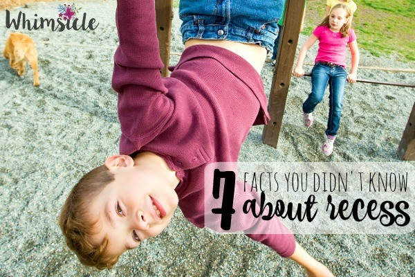7 Facts You Didn't Know About Recess [Infographic]