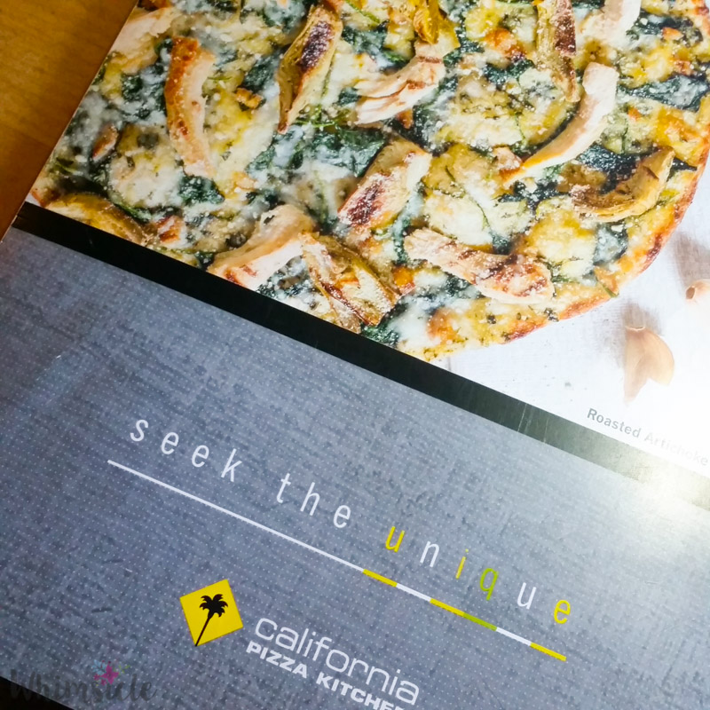 8 Items You Must Order At California Pizza Kitchen Whimsicle