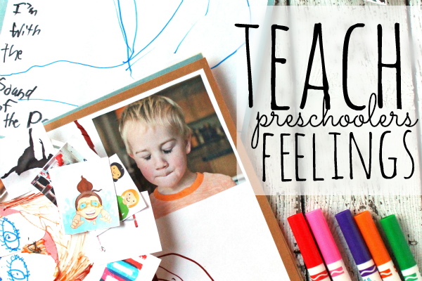 Teach Kids Feelings: 2 Activities You Can Do With Your Child