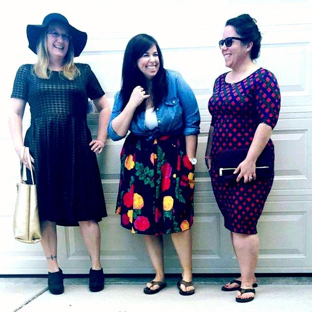 Clothing by LuLaRoe. Picture courtesy Staci Strait.