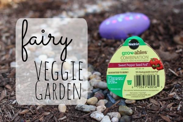 Fairy Vegetable Garden