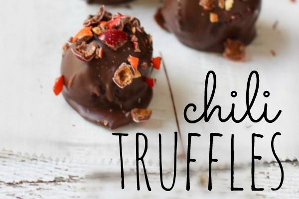 Chili Truffles