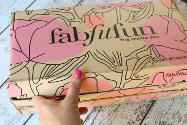 What's in the Box? FabFitFun Spring