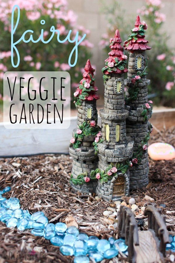 Do you have a picky eater in your family? Make a fairy veggie garden the easy way! What kid can resist eating food they grow and tended over by fairies?